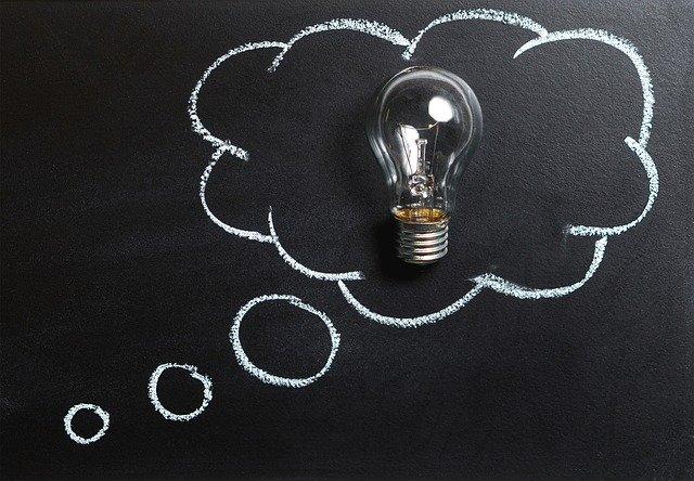 Sich zu informieren kann zu Geistesblitzen führen - Quelle: Pixabay