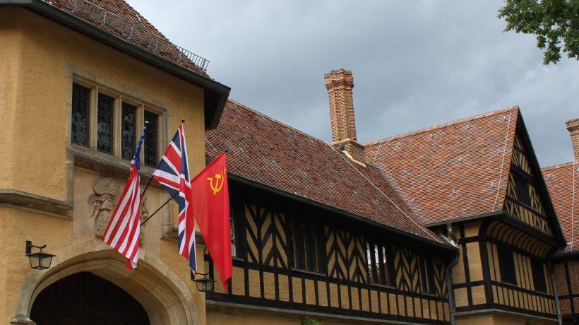 Die aktuelle Ausstellung zur Potsdamer Konferenz in Schloss Cecilienhof