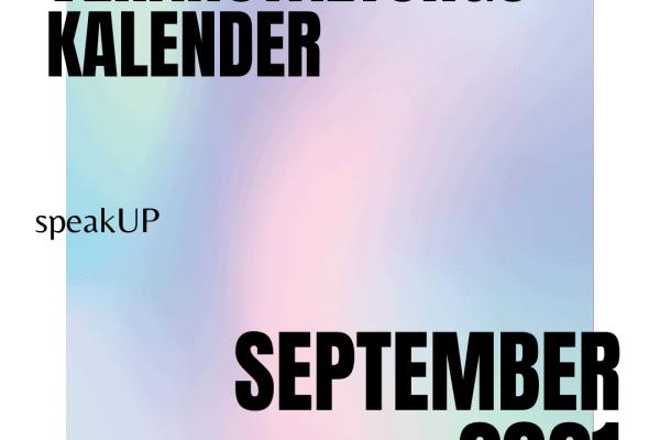 Tipps für den September. (Grafik: Hannah Mück)